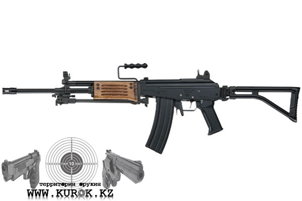 Фото автомата IMI Galil ARM