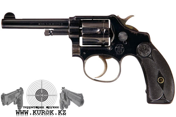 Фото револьвера Smith and Wesson Ladysmith